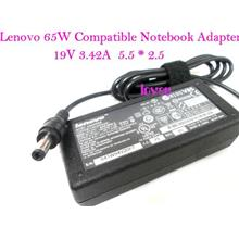 *Lenovo Compatible ^Notebook Adapter 65W 19V 3.42A