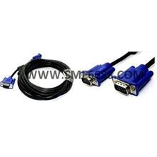*VGA/RGB^Cable M to M Quality Cable With 2 Core 30m Cable