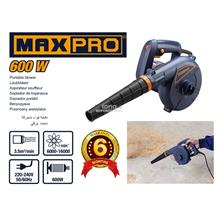 Maxpro 600W Variable Speed Electric Portable Blower