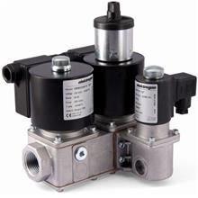Electrogas Safety solenoives valve for gas