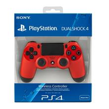 SONY PS4 DUAL SHOCK VIBRATION JOYSTICK CONTROLLER (RED)