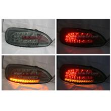Volkswagen Scirocco 08-14 LED Tail Lamp