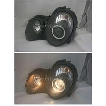 Mercedes CLK W208 Projector Head Lamp