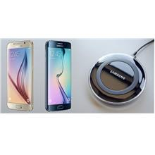 (ORIGINAL) Samsung Fast Charge Wireless QI Charging Pad