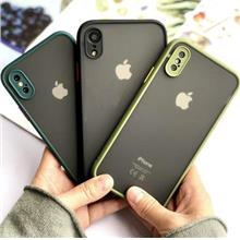 Apple iPhone 7/8/+/MAX/X/XS/XR silicon phone protection casing