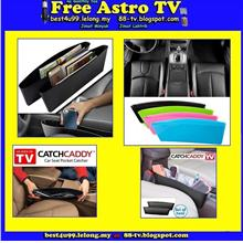 As Seen on TV Catch Caddy Car Seat Pocket Catcher Storage Bag Box beg