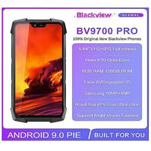Blackview BV9700 PRO 128GB Rugged 4G Smartphone (WP-BV9700PRO).