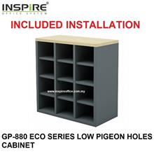 GP-880 ECO SERIES LOW PIGEON HOLES CABINET