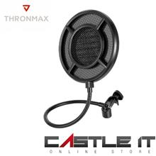 Thronmax Proof-Pop Filter Mic P1 Microphone Shield (HR128BK) BLACK