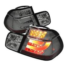 BMW E46 98-05 Led Tail Lamp Smoke Taiwan