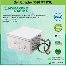 Dell Optiplex 3020 MT 290W Power Supply PSU N0KPM RVTHD