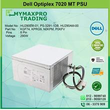 Dell Optiplex 7020 MT 290W Power Supply PSU N0KPM RVTHD