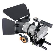 Video Rig Cage Kit For Sony A6300 A6400 A6500 Video Rig YC600