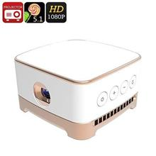Android Mini Projector (PJ-23A) .
