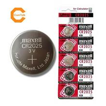 Maxell CR2025 3V Lithium Coin Cell Battery