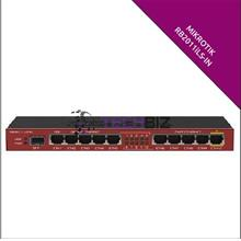 RB2011iLS-IN Mikrotik 11-Ports Gigabit Ethernet Router