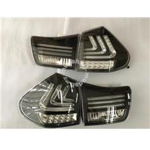 Toyota Harrier ACR Led Tail Lamp Black Taiwan