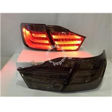 Toyota Camry 12-13 Led Tail Lamp Bar Smoke