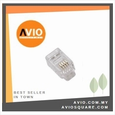 AVIO RJ45(Cat6) Cat6 RJ45 Modular Plug / Connector
