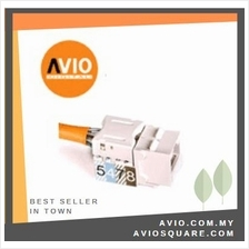 AVIO D16K High Quality Cat6 RJ45 Modular Plug