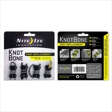 Nite Ize KnotBone Knot Replacement - 4pc Pack w Rope
