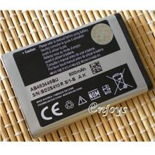100% ORIGINAL Battery AB463446BU Samsung X200 E250 E1080 E2652 C3303