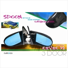 SPOON style side mirror HONDA CIVIC EG 3door