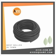 FPC20MMB 20 mm PVC FLEXIBLE CONDUIT BLACK 40METER (BLACK)