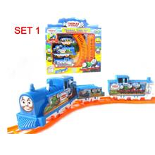 Thomas & Friends Electric Train Track Railway Toys Kids Gift