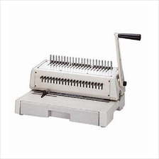 HIC HPB210 Comb Binding Machine
