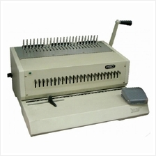 HIC HEPB-240 Electric Comb Binding Machine