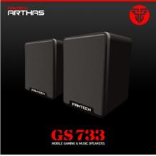 FANTECH Arthas GS733 Mobile Gaming Speakers Bass Resonance Membrane