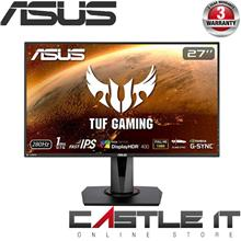 "ASUS VG279QM LED GAMING FLAT 27 "" MONITOR (IPS-FHD-1MS-VGA-DVI-HDMI-DP"