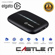 Elgato HD60S+ High Definition Game Recorder External Video Capture Car