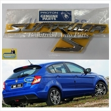 Proton ' Suprima ' word emblem badge logo