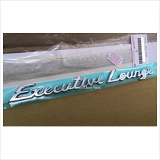 Toyota Vellfire rear EXECUTIVE LOUNGE logo emblem original