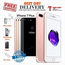 Original Apple iPhone 7 Plus 256GB (USA) New Sealed Box + Free Gift