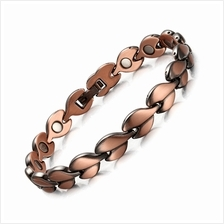 Women Copper Magnetic Bracelet for Arthritis