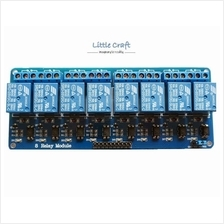 8 Channel Isolated 5V Relay Module For Arduino, Robotics, Respberry