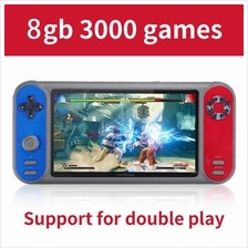 7in 8GB Handheld Video Game Console Support GBA GBC GB SFC FC MD NES MAME form