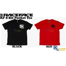 RACEFACE Shirts RF 8 Bit Pocket Tee