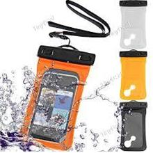 Waterproof bag for all phones-up to 20 metres under water