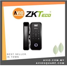ZKTeco GL300 Glass Door Lock Fingerprint Password Card