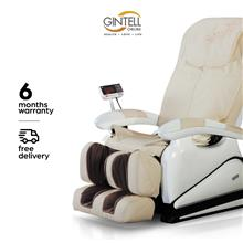 GINTELL G-Pro Gold (Ivory Colour) Massage Chair (Showroom Unit))