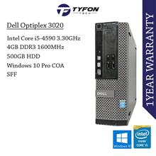 Dell Optiplex 3020 SFF i5 Desktop PC Computer (Refurbished)