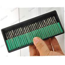 30pcs 3mm Shank Diamond Coat Grinding Set (DMS30)