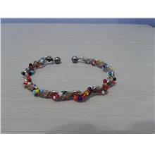 B09 BANGLE - COLOURFUL BEADS