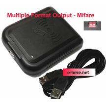Multiple format USB Mifare Reader (Last 10 digits, first 8 digits)