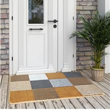 Simple Nordic Entrance Foyer Carpet