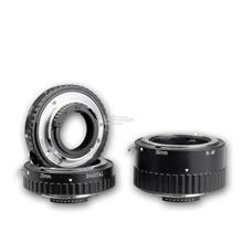 Auto Focus Macro Extension Tube Set for Nikon F Mount Camera